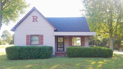 Marion Single Family Home For Sale: 4992 Market Road