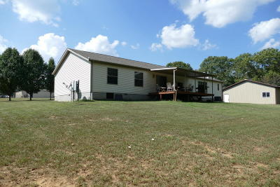 Pope County Single Family Home For Sale: 50 Bridle Lane
