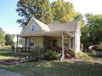 Marion Single Family Home For Sale: 1305 S Buchanan