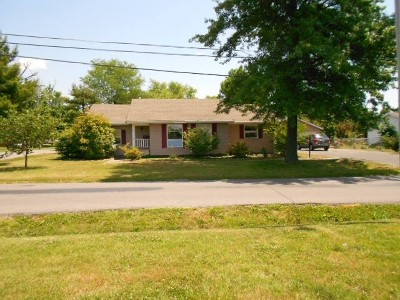 Marion Single Family Home For Sale: 911 N Bentley