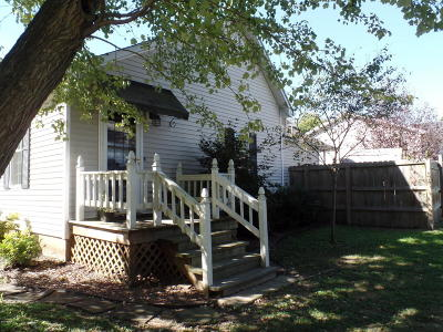 Hardin County Single Family Home For Sale: 522 Spring Street