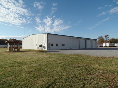 Saline County Commercial For Sale: 1500 Us 45 & Trolley Road