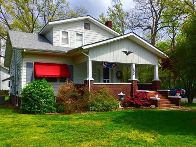 Benton Single Family Home For Sale: 302 N McLeansboro