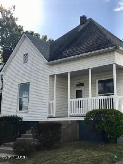 Harrisburg Single Family Home For Sale: 323 E Locust