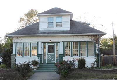 Marion Single Family Home For Sale: 606 S Mechanic