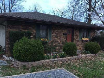 Marion Single Family Home For Sale: 1007 N Highland