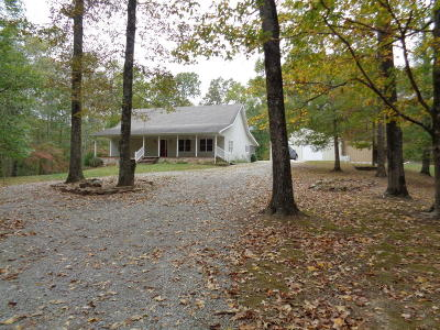 Hardin County Single Family Home Active Contingent: Box 170aa Pauper Farm Road