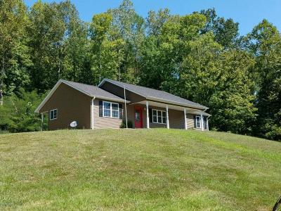 Jonesboro Single Family Home For Sale: 6870 W State Route 146