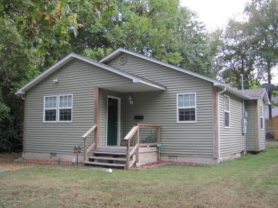 Carbondale Single Family Home For Sale: 511 W Rigdon Street