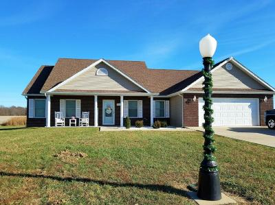 Marion Single Family Home For Sale: 6244 Arbuckle Lane