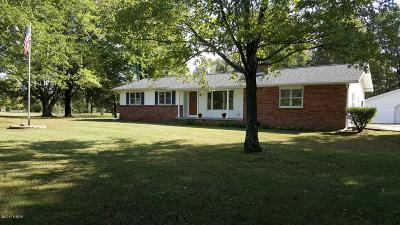 Williamson County Single Family Home For Sale: 14635 Fowler School Road