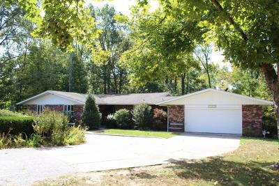 Carbondale Single Family Home For Sale: 131 Fishback Road