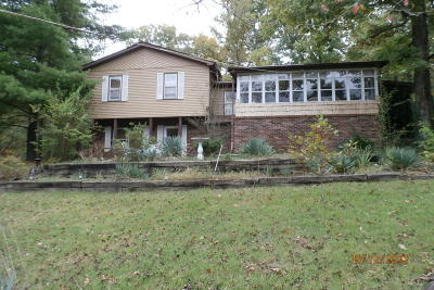 Marion Single Family Home Active Contingent: 11750 Arcadia Lake Road #57