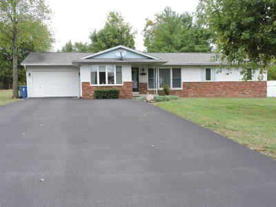Carterville Single Family Home For Sale: 1004 Jeffrey Drive