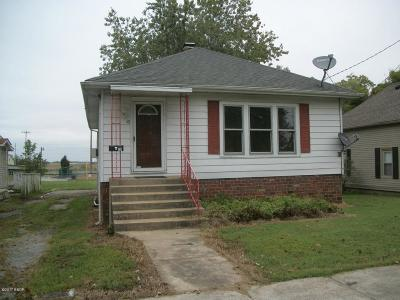 Harrisburg Single Family Home For Sale: 10 E National Street