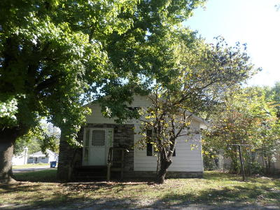 Benton Single Family Home For Sale: 302 S Ward Street