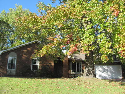 Carbondale Single Family Home For Sale: 1420 Dogwood Drive