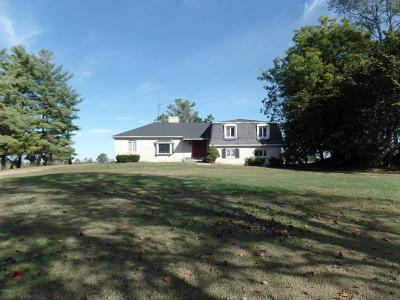 Gallatin County Single Family Home For Sale: 16005 Ridgway Park Road