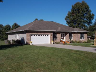 Murphysboro Single Family Home For Sale: 474 Winters Lane