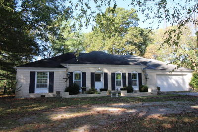 Mt. Vernon Single Family Home For Sale: 15675 Lakeview Lane
