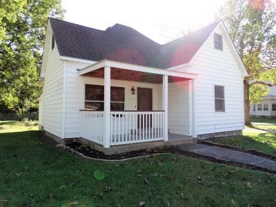 Marion Single Family Home For Sale: 821 W Maplewood Street