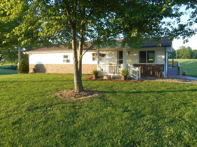 Marion Single Family Home For Sale: 3738 Prison Road