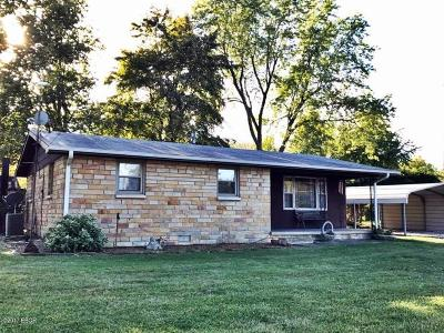 Massac County Single Family Home For Sale: 1422 W 10th Street