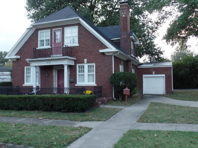 Saline County Single Family Home For Sale: 1809 Fourth Street