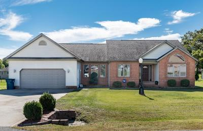 Carterville Single Family Home For Sale: 1305 Sunrise Drive