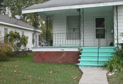 Saline County Single Family Home For Sale: 1016 S Roosevelt Street