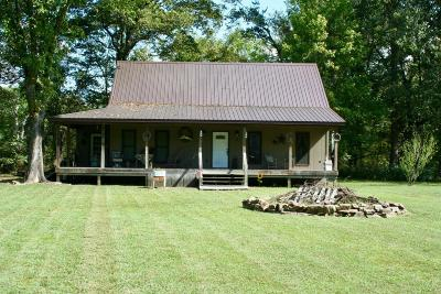Single Family Home For Sale: 486 Trail Of Tears Road
