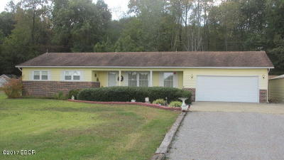 Single Family Home For Sale: 155 N Hankins Road