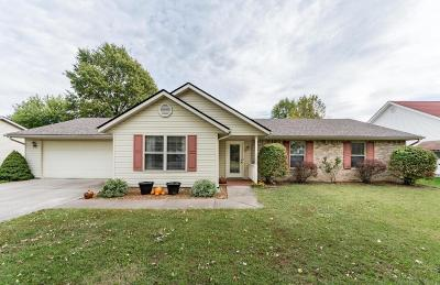 Herrin Single Family Home Active Contingent: 3032 Willow Branch Lane