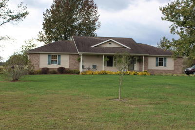 Marion Single Family Home For Sale: 13963 Pittsburg Road