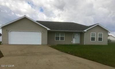 Carterville Single Family Home For Sale: 11265 Nora