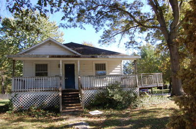 Benton Single Family Home For Sale: 810 S Commercial