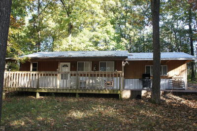 Pope County Single Family Home For Sale: 134 Grasty Road