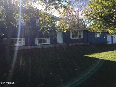 Carterville Single Family Home Active Contingent: 11998 Hafer Road