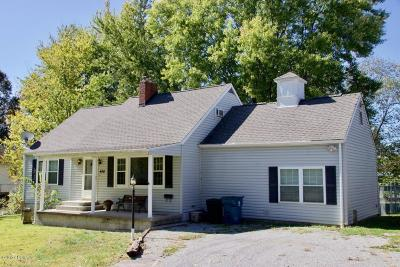 Marion Single Family Home For Sale: 400 Bainbridge Road