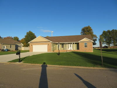 Marion Single Family Home For Sale: 1805 Colonial Drive