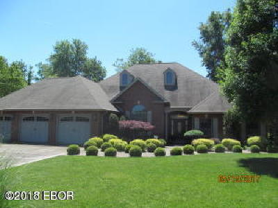 Marion Single Family Home Active Contingent: 2703 Masters Court