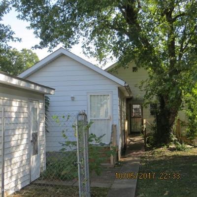 Herrin Single Family Home For Sale: 509 N 20th Street