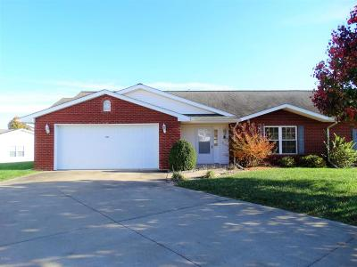 Marion Single Family Home For Sale: 1503 Cheyenne Drive