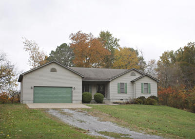 Marion Single Family Home Active Contingent: 11460 Jacqueline Road