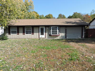 Carterville Single Family Home Active Contingent: 602 S Jackson Street
