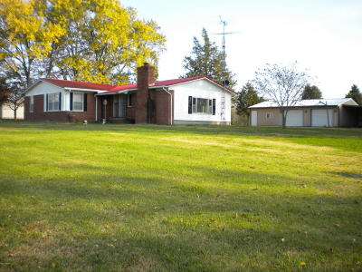 Saline County Single Family Home For Sale: 2745 Walnut Grove Road