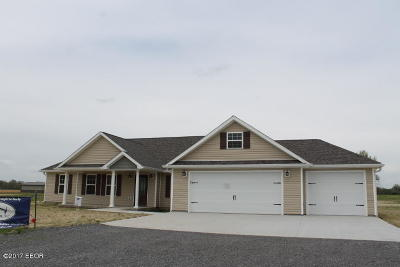 Marion Single Family Home For Sale: 15730 Jadin Road