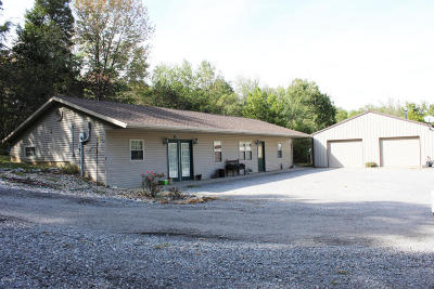 Creal Springs Single Family Home For Sale: 540 Turner Road