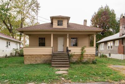 Benton Single Family Home For Sale: 125 McCann St.