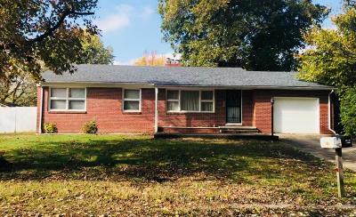 Herrin Single Family Home For Sale: 605 N 20th Street